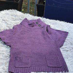 BCX Lavender sweater